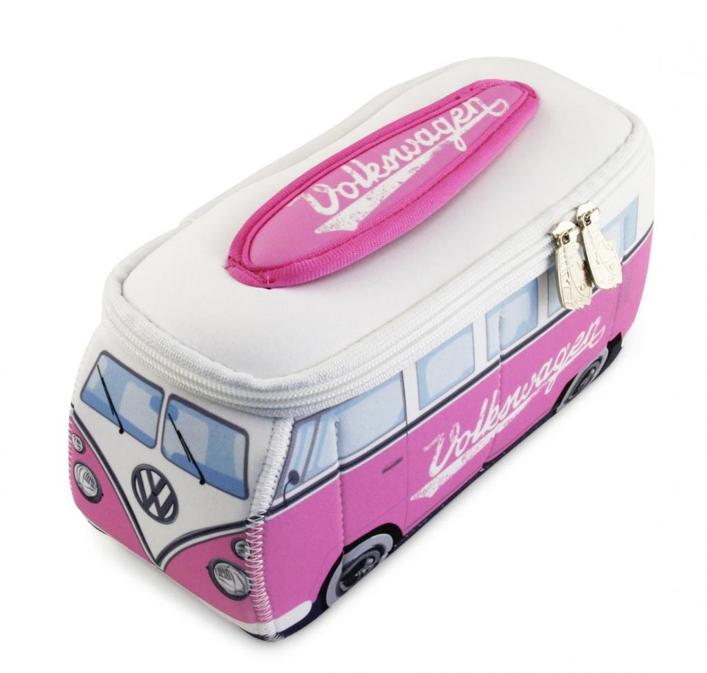 VW T1 - Trousse en néoprène pink '23x11x8cm'_1