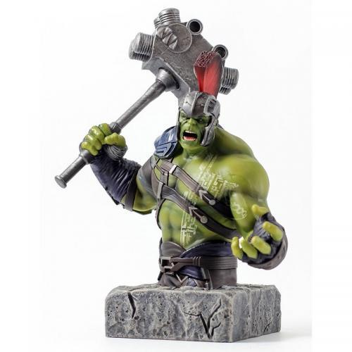 MARVEL - Hulk - Thor Ragnarok Buste - 24cm
