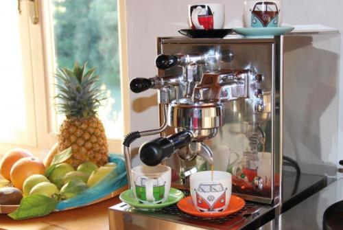 VW T1 - Set de tasses espresso 4 pièces
