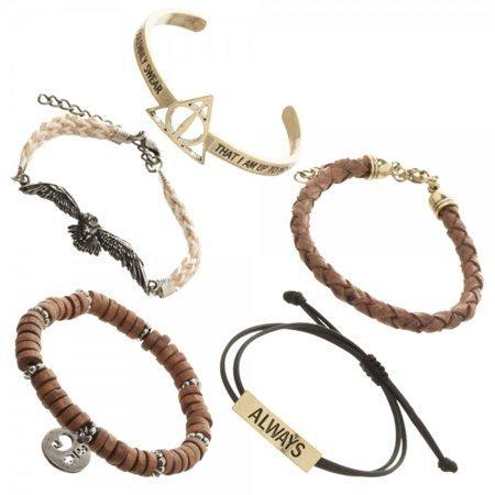 HARRY POTTER - Bracelet Set of 5 pcs_2