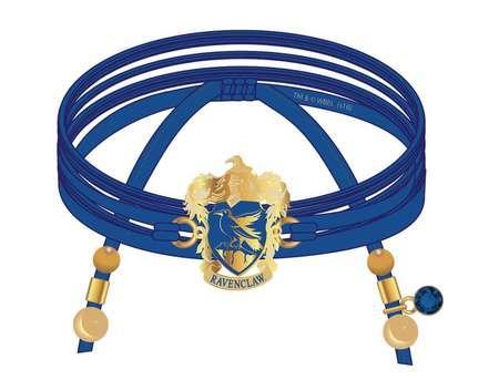 HARRY POTTER - Serdaigle - Bracelet en daim