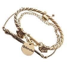 HARRY POTTER - Alohomora Arm Party Bracelet