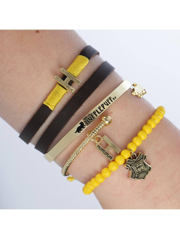 HARRY POTTER - Bracelet Poufsouffle - Arm Party_2