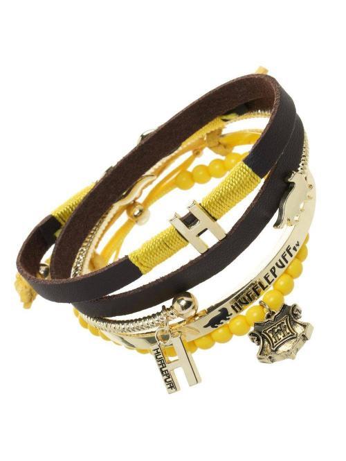 HARRY POTTER - Bracelet Poufsouffle - Arm Party