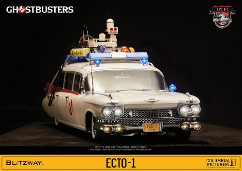 GHOSTBUSTERS - ECTO-1 1959 Cadillac - 116cm