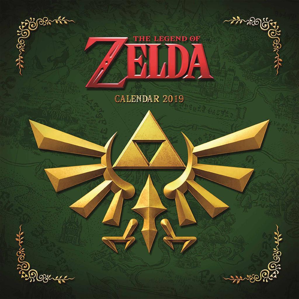 ZELDA - Calendrier 2019_2