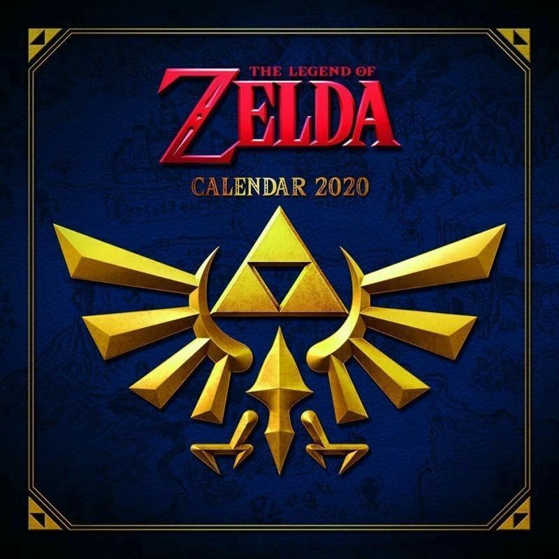 ZELDA - Calendar 2020_1