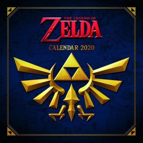 ZELDA - Calendar 2020