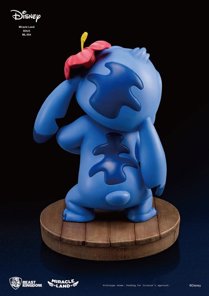 DISNEY - Statuette Miracle Land - Stitch - 33cm_2