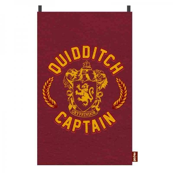 HARRY POTTER - Serviette de Bain 135 X 72 - Quidditch Captain_1
