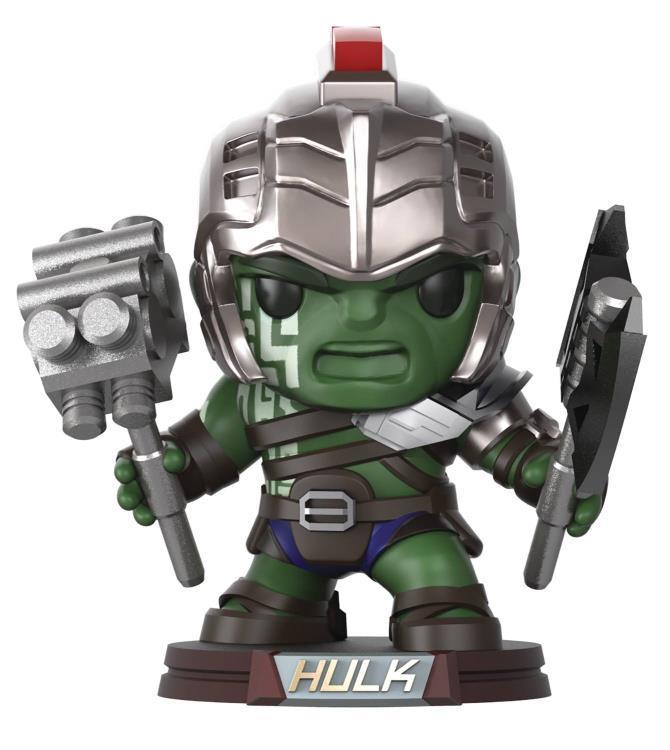 MARVEL THOR RAGNAROK - Figurine Go Big - Hulk - 36cm 'Comicave'