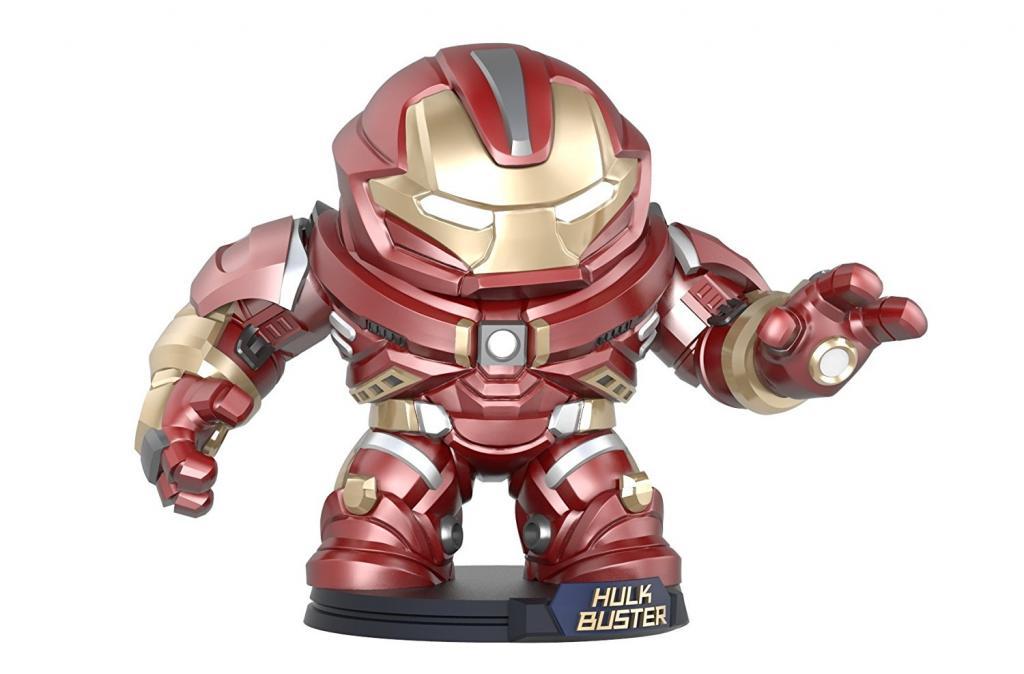 AVENGERS INFINITY WAR - Figurine Go Big - Hulkbuster - 49cm 'Comicave'