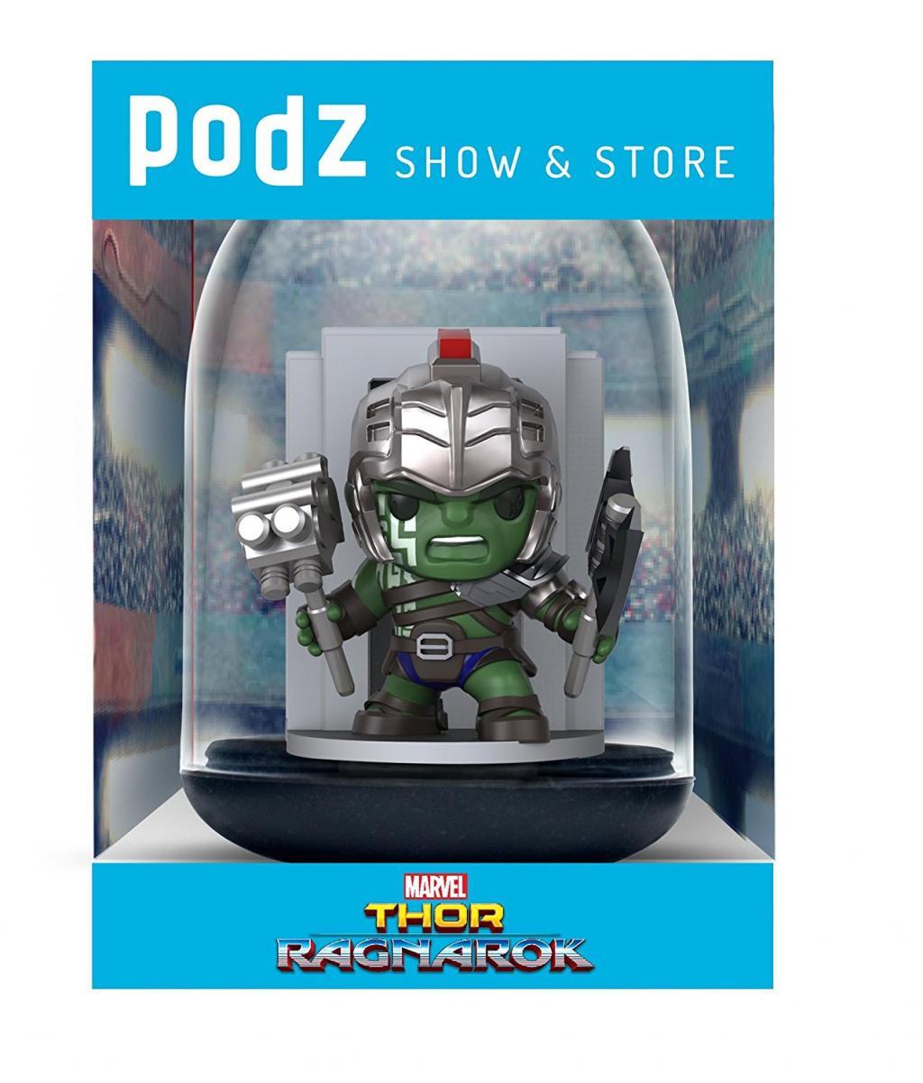 MARVEL - PODZ show & Store Figure - HULK 'Thor Ragnarok'