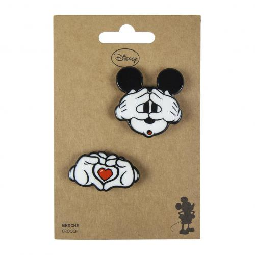 DISNEY - Mickey - Broches