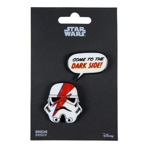 STAR WARS - Come to the Dark Side - Broches