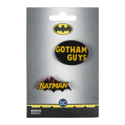 DC COMICS - Batman - Broches