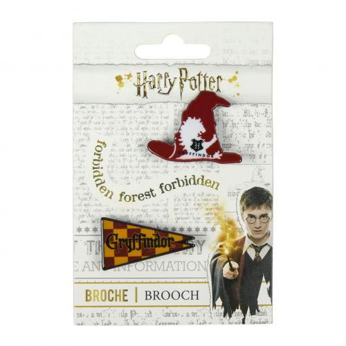 HARRY POTTER - Gryffondor - Broches