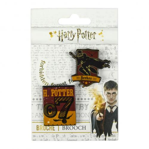 HARRY POTTER - Quidditch - Broches