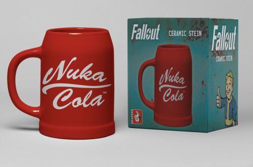 FALLOUT - Chope Céramique 600ml - Nuka Cola