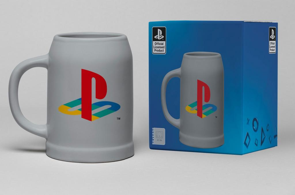 PLAYSTATION - Chope Céramique 600ml - Classic Logo