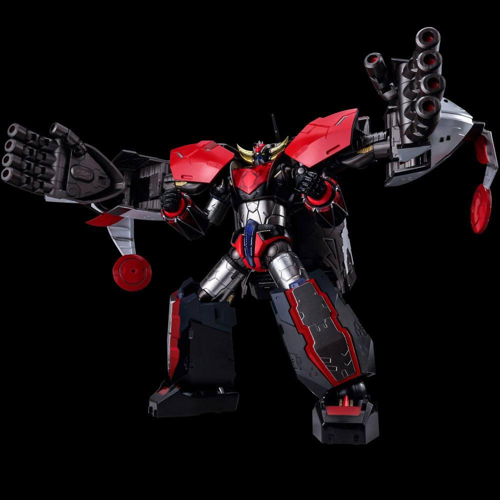 GRENDIZER - Riobot Diecast Figure - SET Grendizer + Spacer - 17cm_6