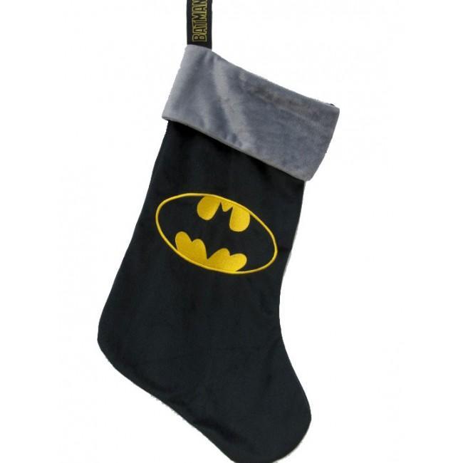 DC COMICS - Chaussette de Noel 47x30cm - Batman