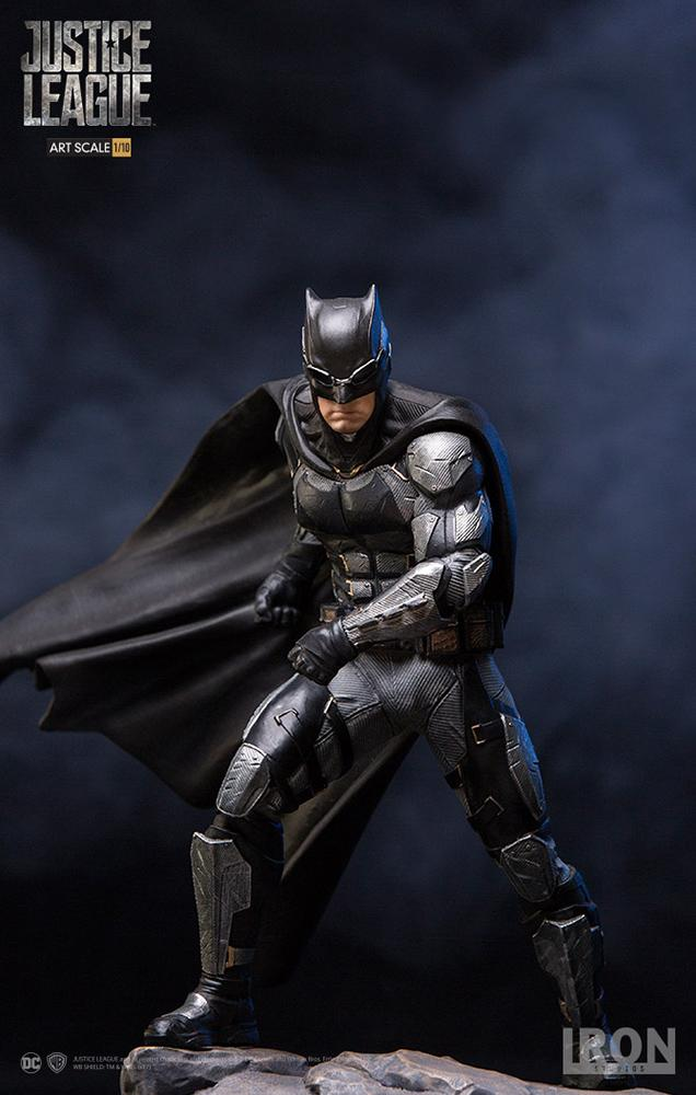 DC COMICS Justice League Movie - Batman - 1/10 Art Statue - 18cm