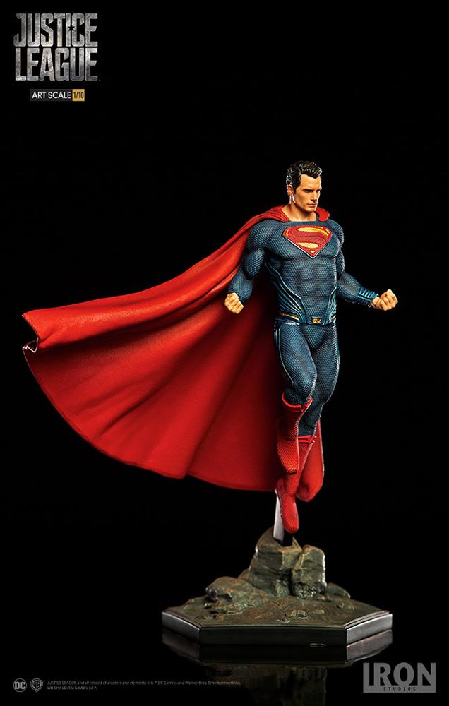 DC COMICS Justice League Movie - Superman - 1/10 Art Statue - 29cm