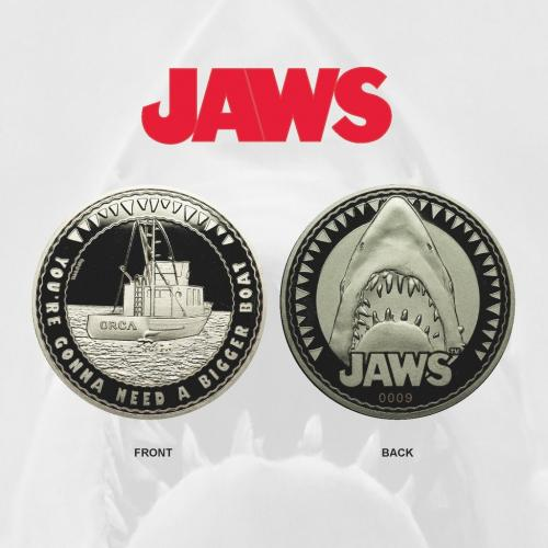 JAWS - Pièce de collection édition limitée