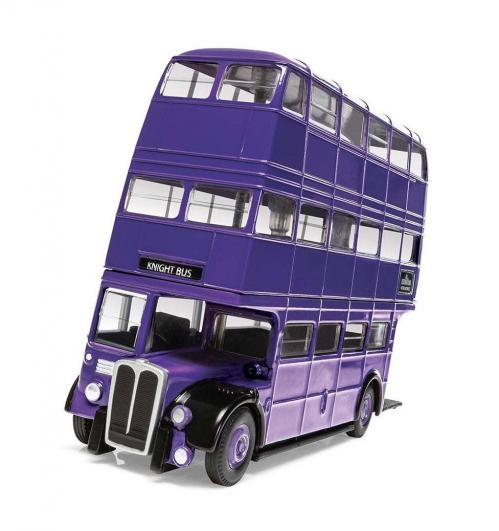 HARRY POTTER - Knight Bus en métal - 1/76