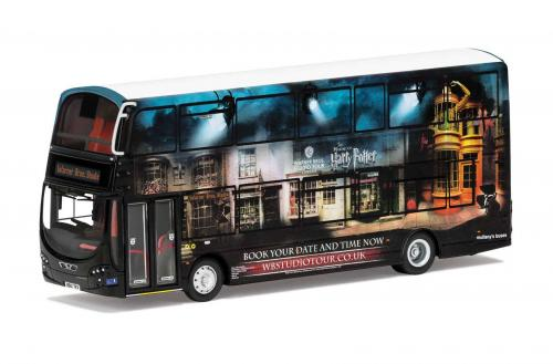 HARRY POTTER - Eclipse Gemini 2 - Warner Bros Studio Shuttle Bus - Met