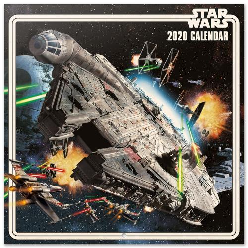 STAR WARS Classic - Calendrier 2020 - 30x30