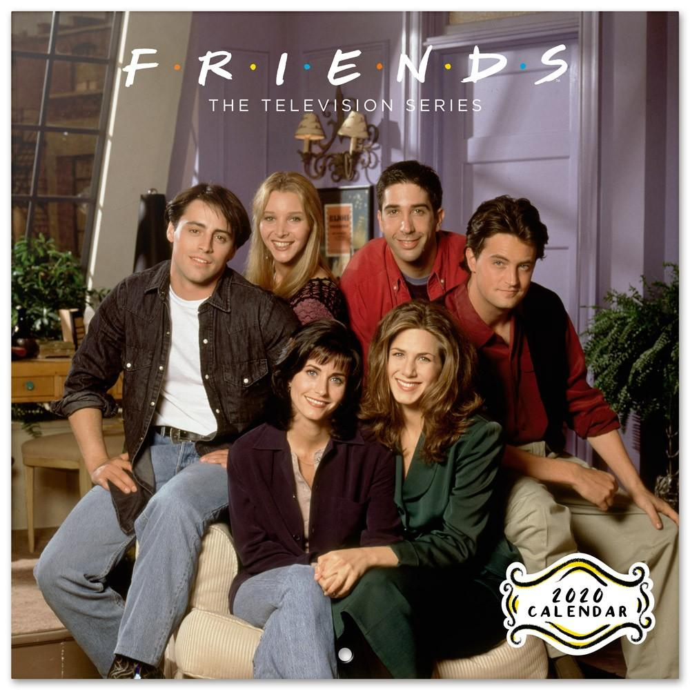 FRIENDS - Calendrier 2020 - 30x30