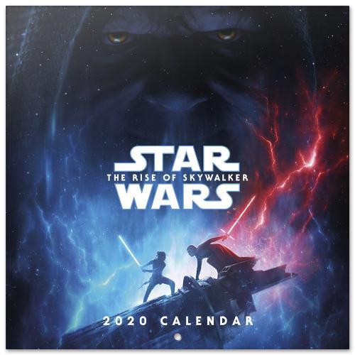 STAR WARS IX - Calendrier 2020 - 30x30