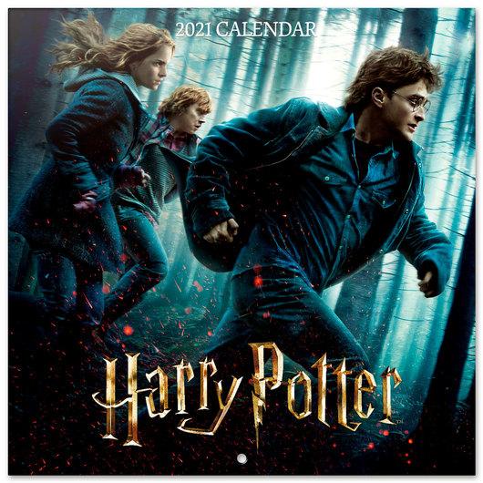 Calendrier 2021 Harry Potter ShopForGeek | HARRY POTTER   Calendrier 2021 '30x30cm