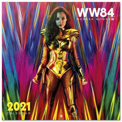 DC COMICS - Wonder Woman 84 - Calendrier 2021 '30x30cm'