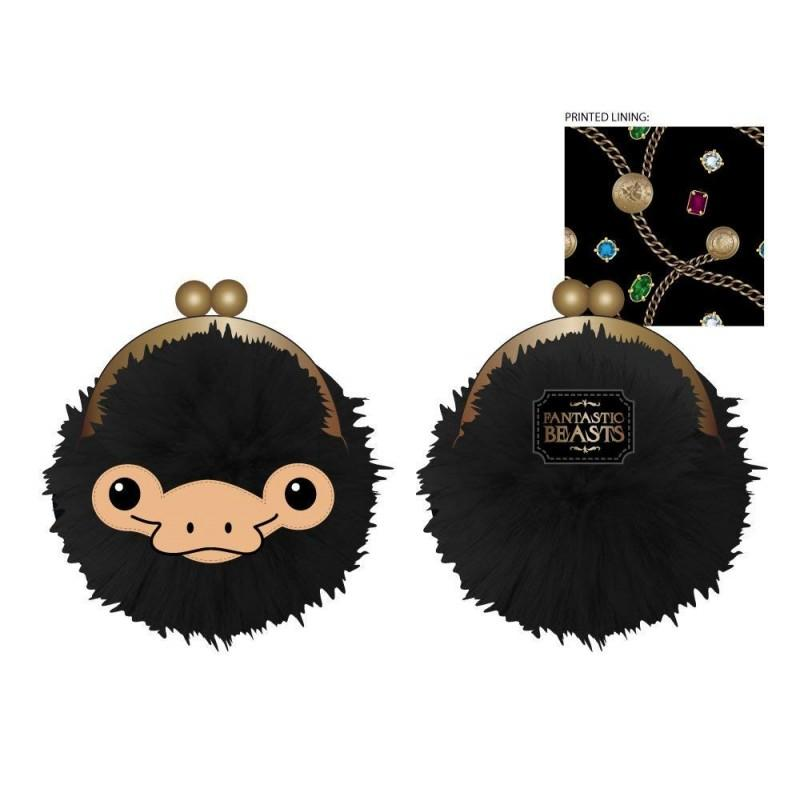 FANTASTIC BEASTS - Niffler Furry Coin Purse