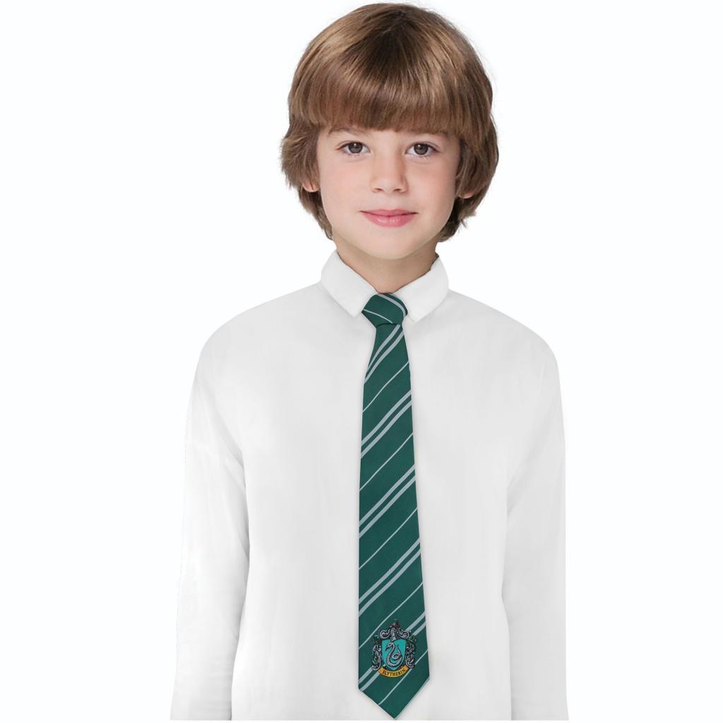 HARRY POTTER - Cravate Enfant Serpentard