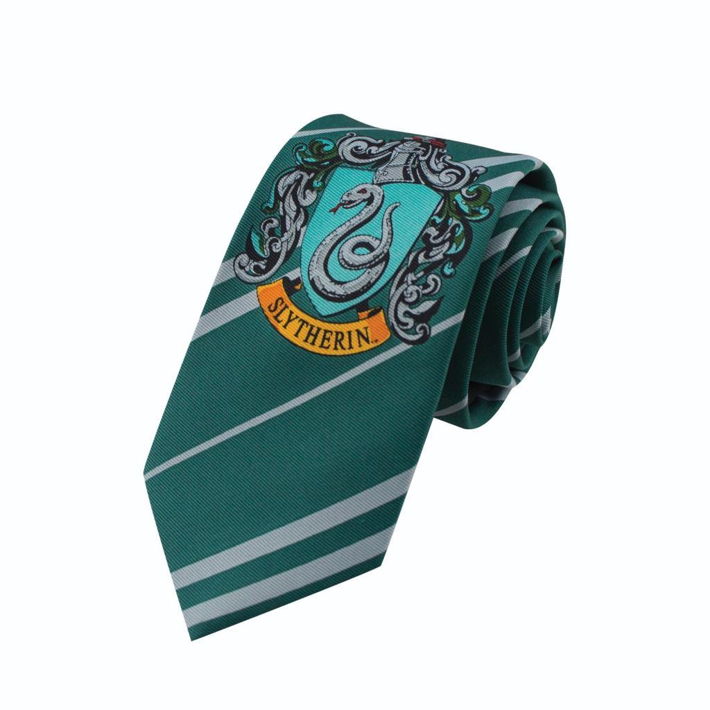 HARRY POTTER - Cravate Enfant Serpentard_2