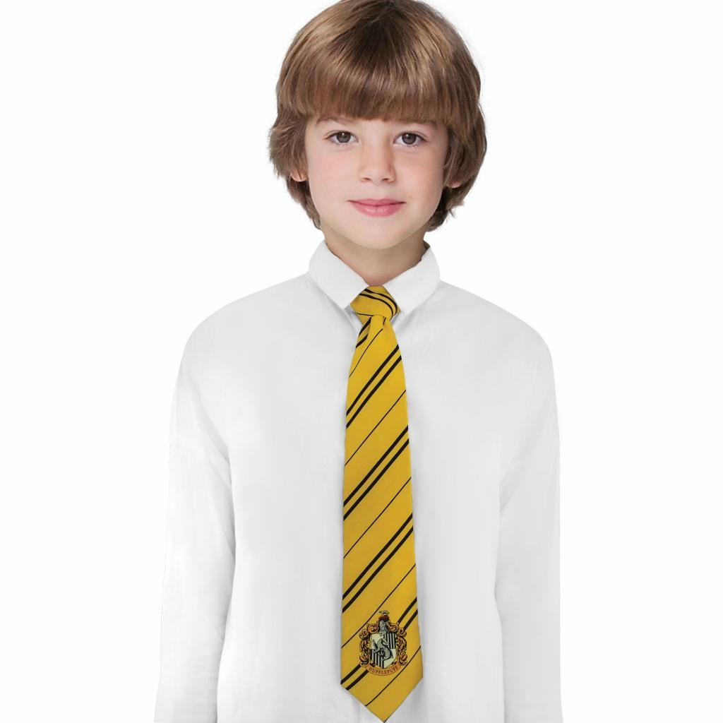 HARRY POTTER - Cravate Enfant Poufsouffle