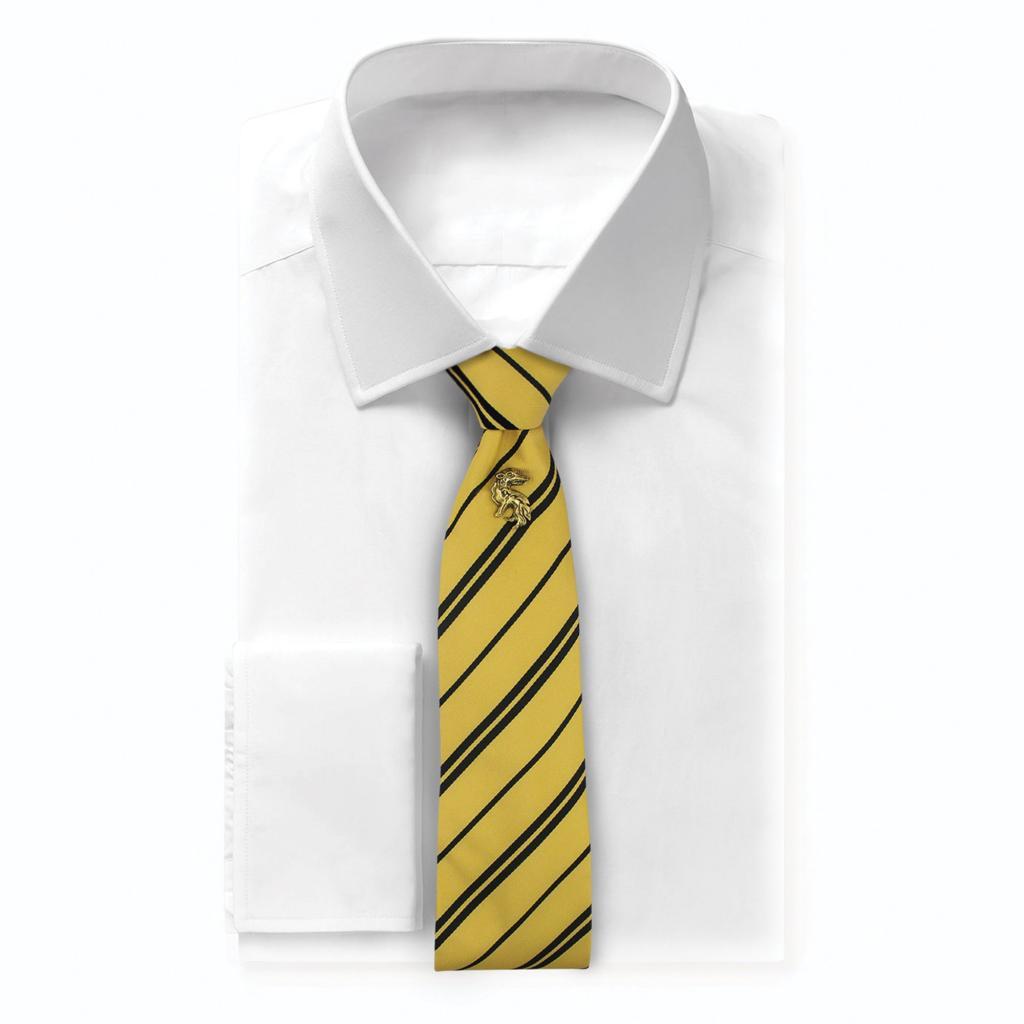 HARRY POTTER - Cravate Enfant Poufsouffle_3