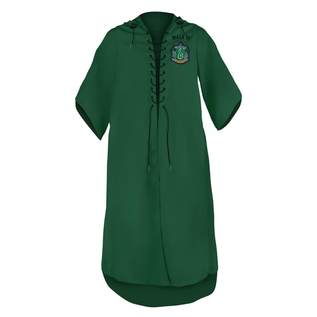 HARRY POTTER - Robe de Quidditch Serpentard personnalisable (S)