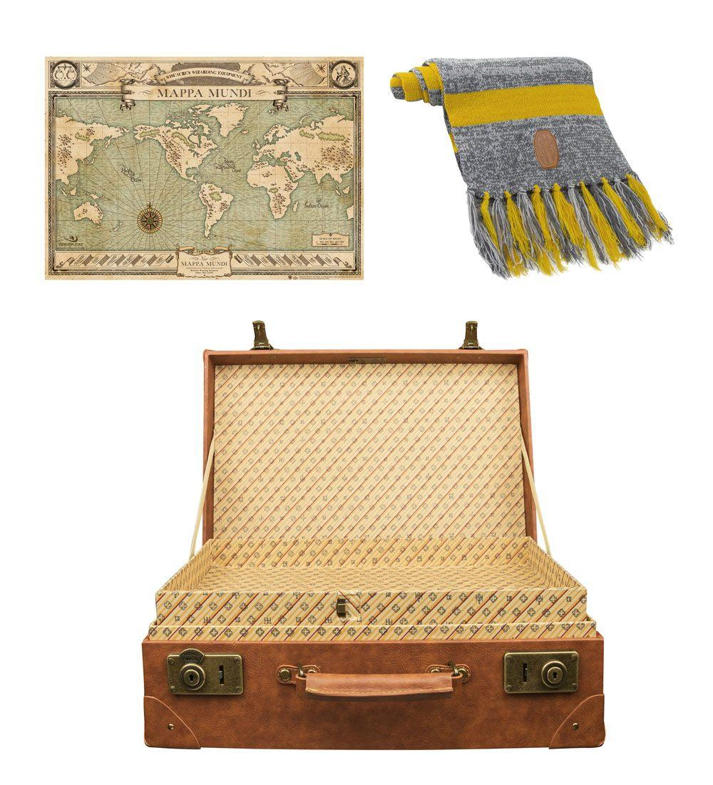 FANTASTIC BEASTS - Réplique de la valise de Norbert Dragonneau - LTD