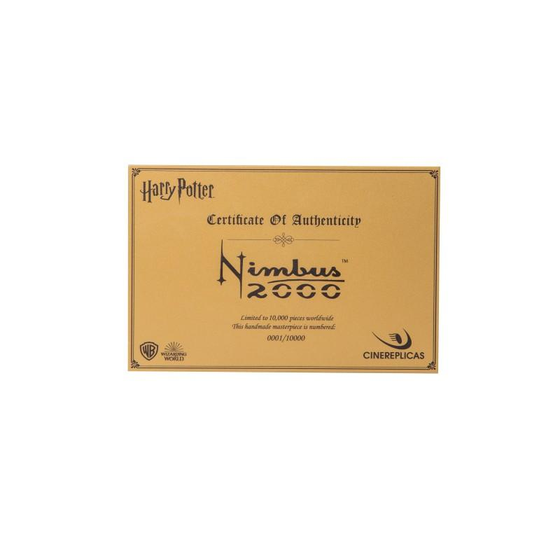 HARRY POTTER - REPLIQUE - 'New Limited Edition' - Nimbus 2000_5