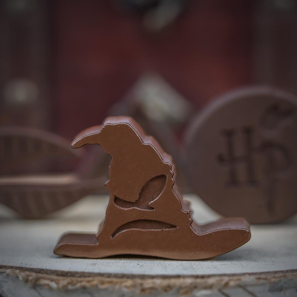 HARRY POTTER - Moule à Chocolats et Glaçons Pack 2 pcs - Logo_4