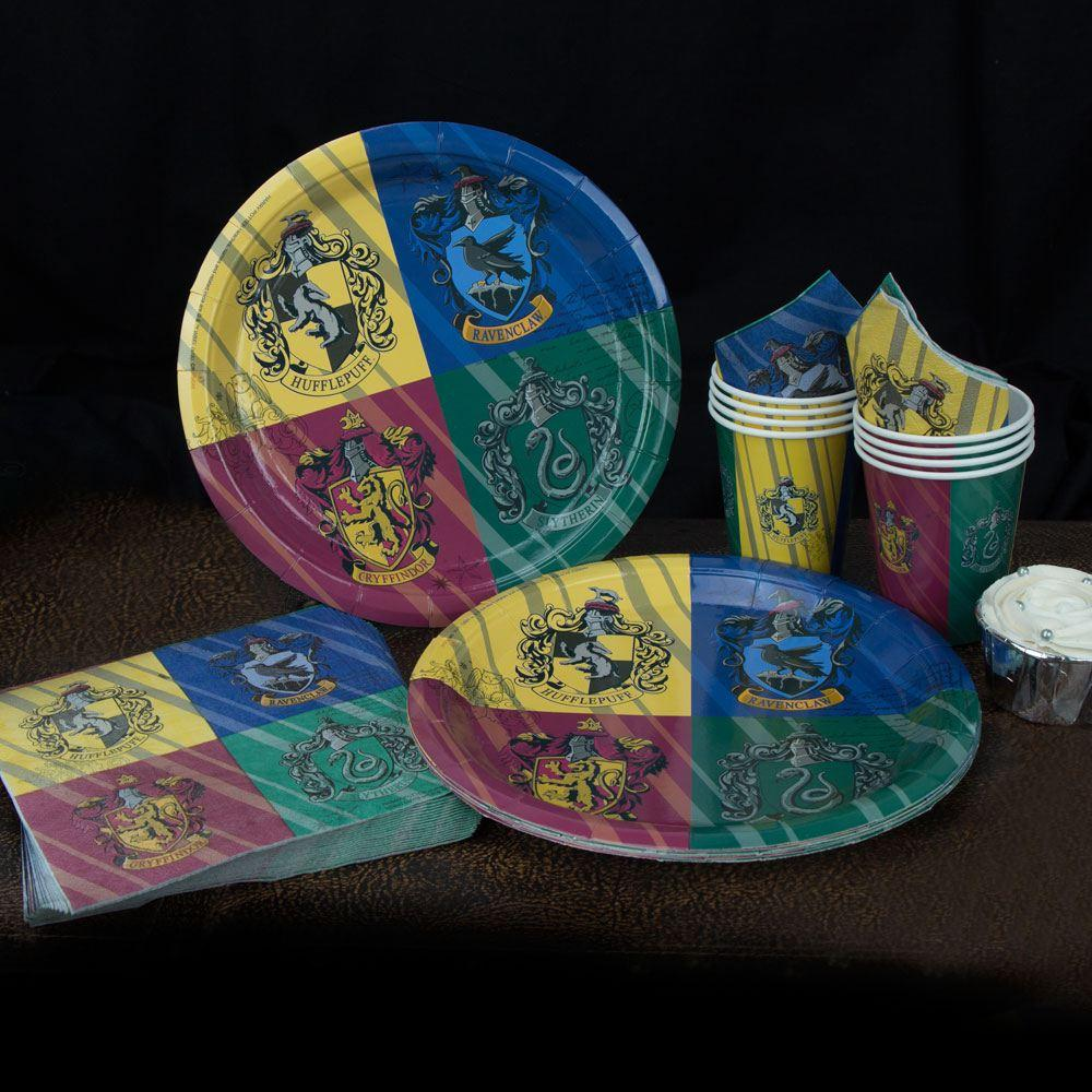 HARRY POTTER - Kit Anniversaire Hogwarts_3
