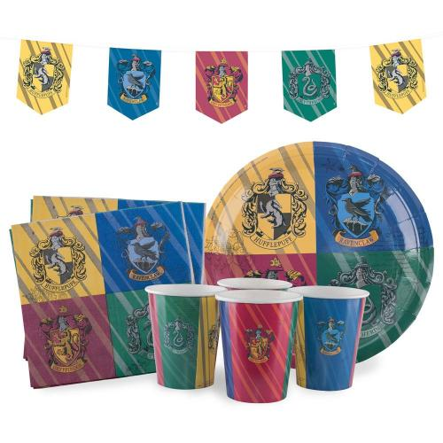 HARRY POTTER - Kit Anniversaire Hogwarts
