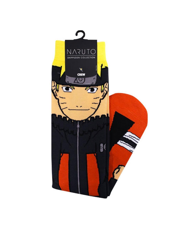 NARUTO SHIPPUDEN - Hero Collection Crew Socks