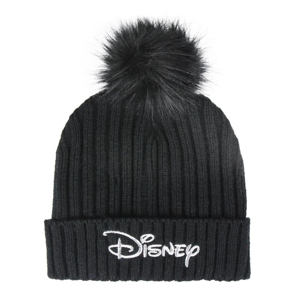DISNEY - Bonnet Enfant - Pompon - Logo Disney