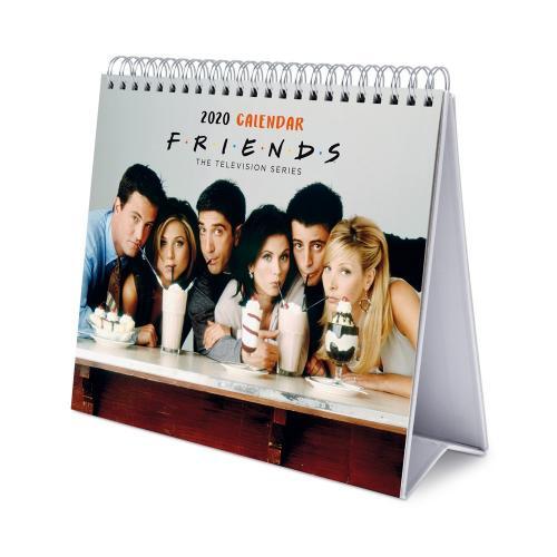 FRIENDS - Calendrier de bureau 2020 - 17x20